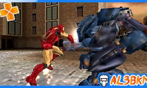 تحميل لعبة آيرون مان Iron Man 2 psp iso مضغوطة لمحاكي ppsspp