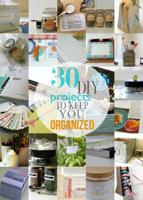 round up organization, diy, easy, projects