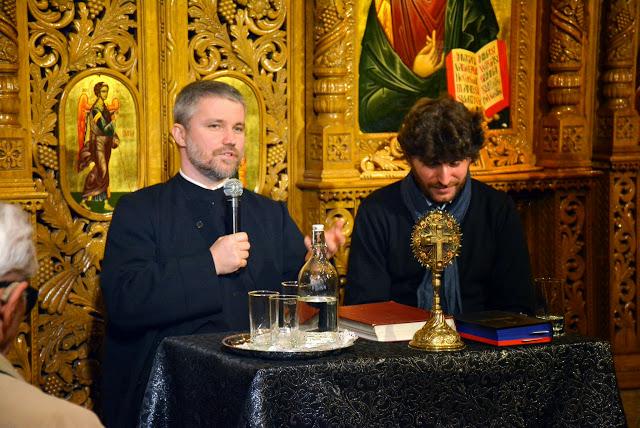 Pr. Silviu Tudose Perioada Triodului - urcus spre Inviere - (26)
