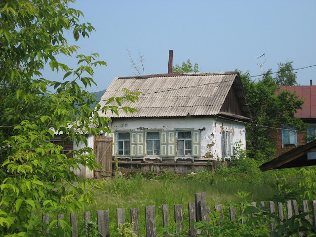 Anutchino (Primorskij Kraj), 2 juillet 2011. Photo : G. Charet