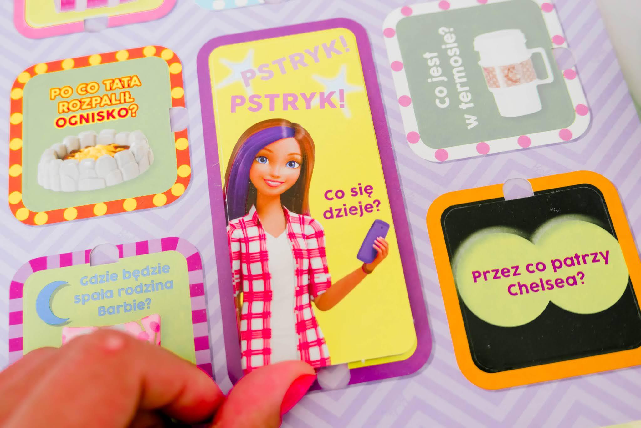 książki barbie