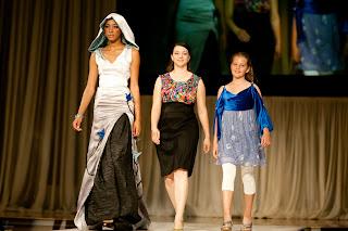 Student Designers - AIC-SF Fashion Show 2011