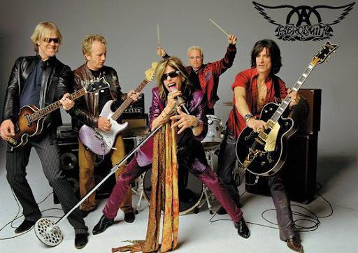 Aerosmith no Brasil em outubro