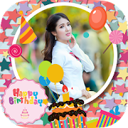 Happy Birthday Card Maker APK
