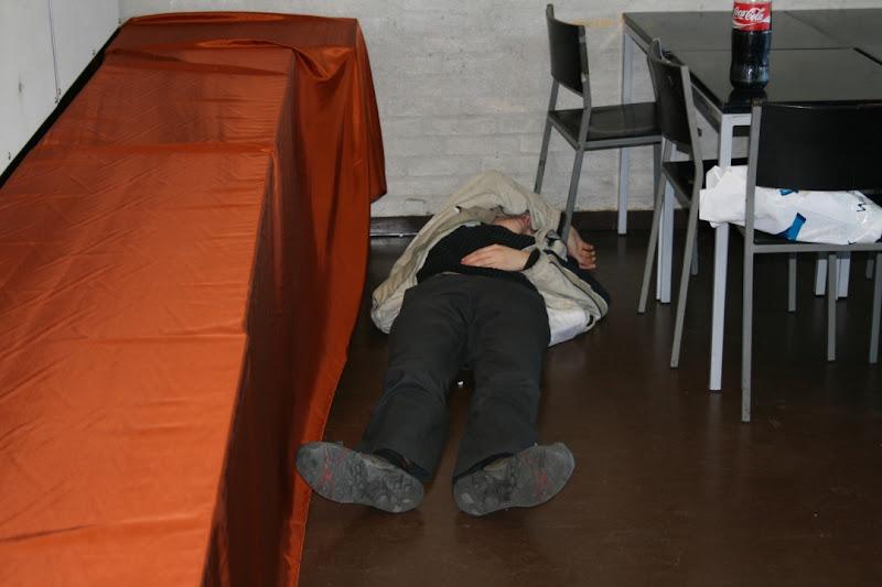 Et meget træt KBK-medlem?
