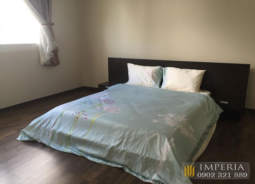 thuê căn hộ 4 phòng ngủ skyvilla view đẹp đầy đủ nội thất