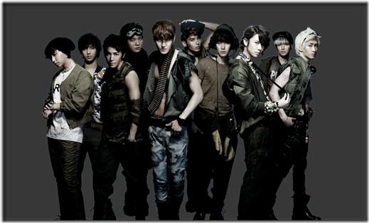 Super Junior tickets