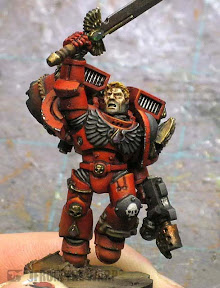 Blood Angels Veteran Sergeant