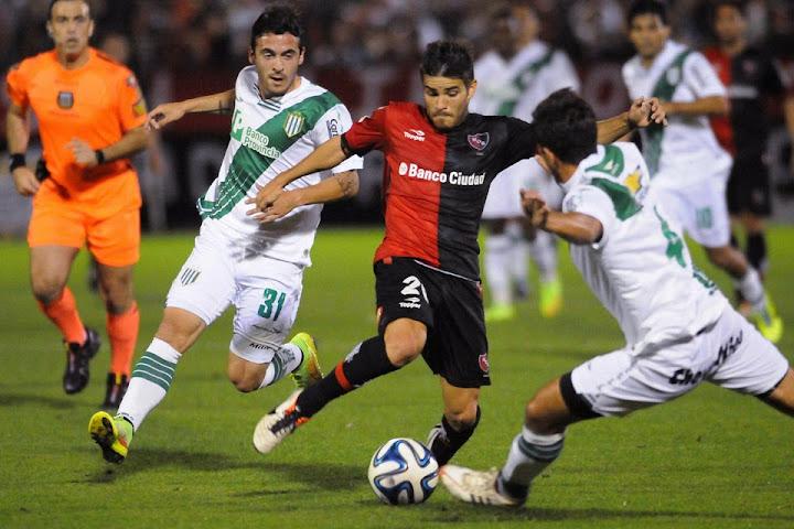 BANFIELD VS NEWELLS OLD BOYS ROSARIO 3-0 TORNEO TRANSICIÓN