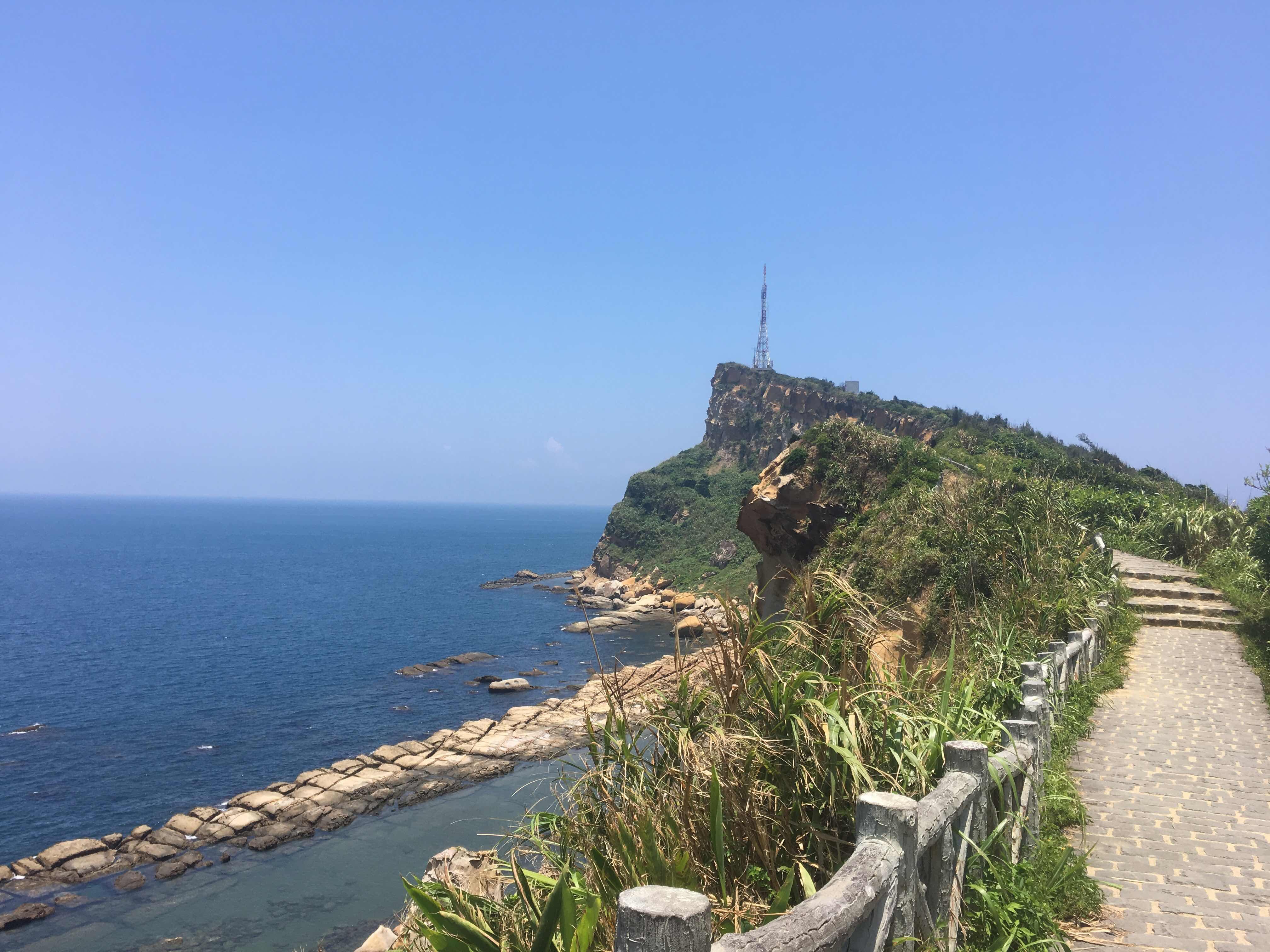 yehliu geopark queen's head yehliu peninsula north coast taipei taiwan