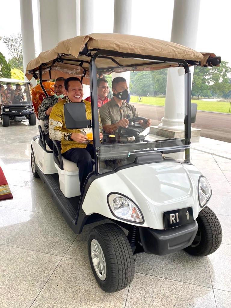 Bamsoet : Presiden Jokowi Akan Hadir Secara Fisik Dalam Sidang Tahunan MPR