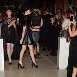 WWW.ENTSIMAGES.COM -    Models at      Steps To The Future - fundraiser at The Hurlingham Club, London November 28th 2014Charity gala evening in aid of Walking With The Wounded and the Restoration of Appearance & Function Trust.                                                   Photo Mobis Photos/OIC 0203 174 1069