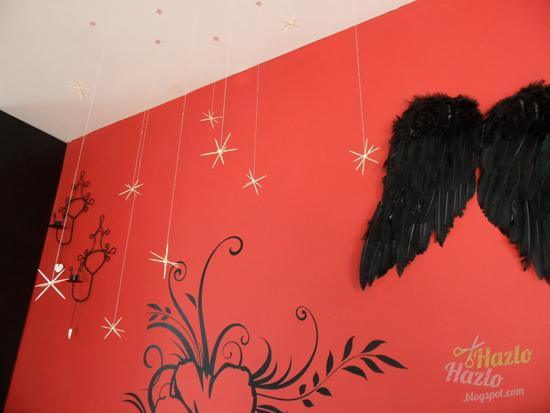 C mo decorar el techo para navidad hazlo hazlo - Decorar el techo ...