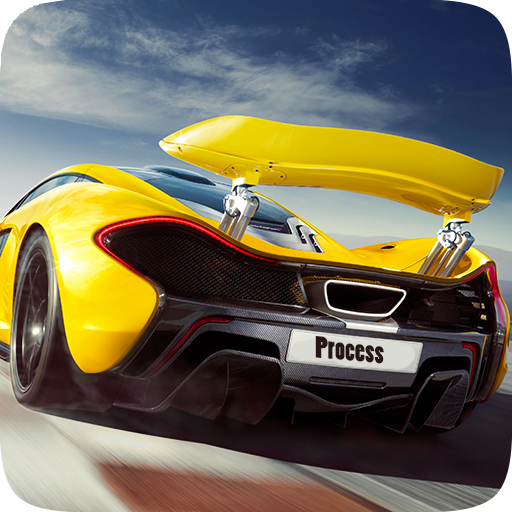 P1 Drift Simulator Icon