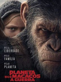 Planeta dos Macacos: A Guerra (2017) Dublado