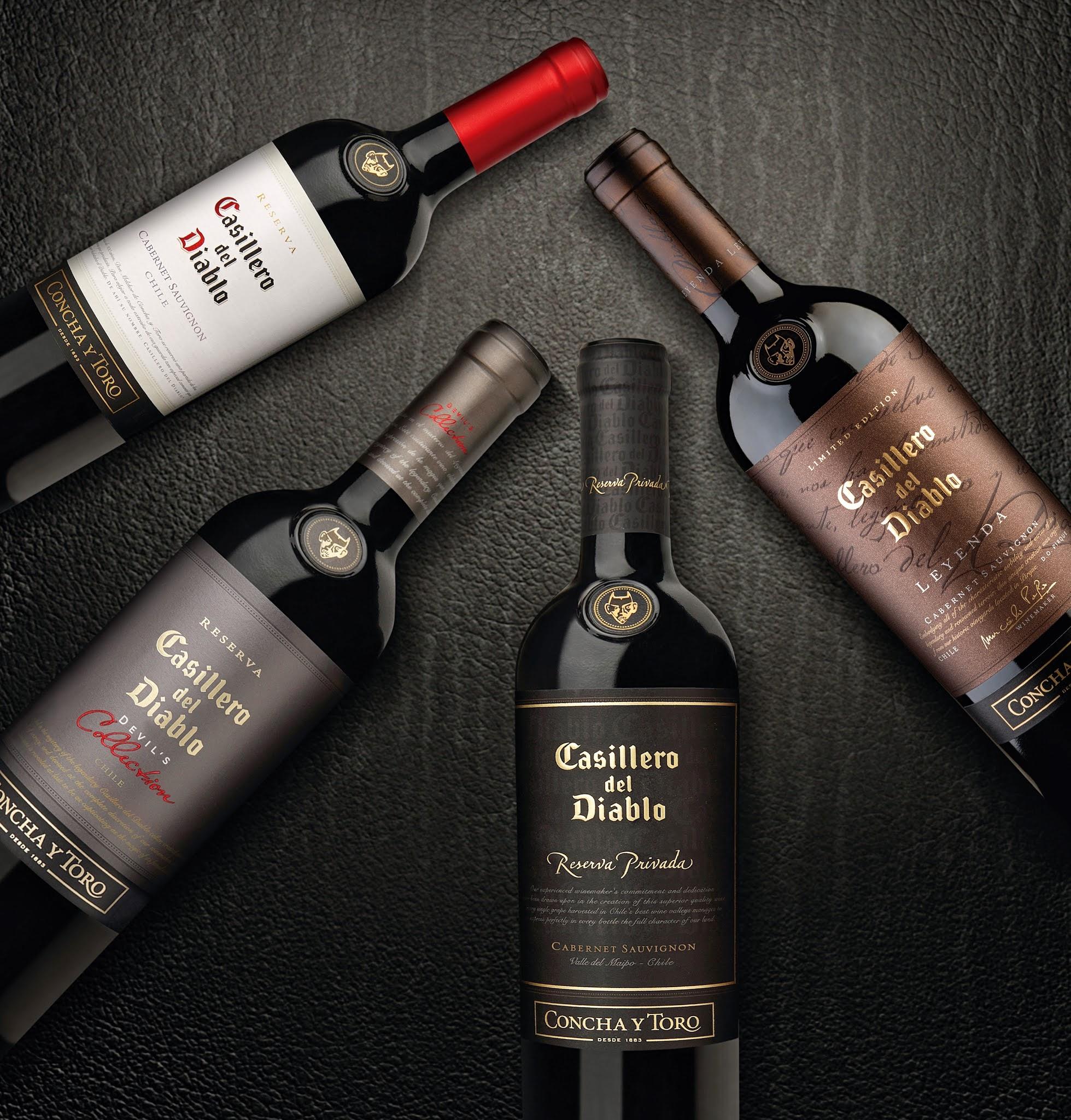 Kết quả hình ảnh cho casillero del diablo reserva privada cabernet sauvignon