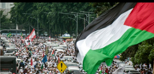 Sejumlah Ormas Islam Gelar Aksi Bela Palestina