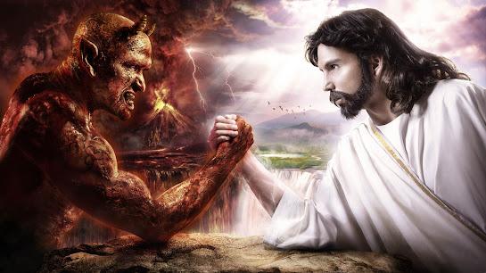 Ma quỷ rượt đuổi người có đức