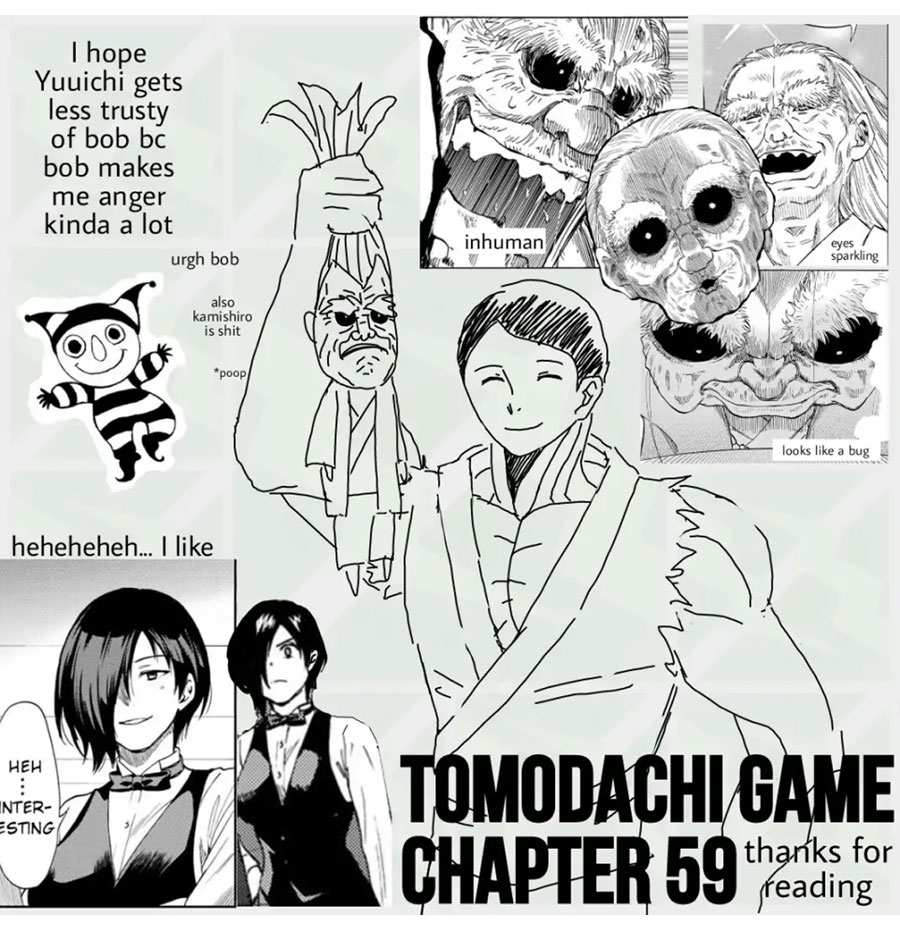 Tomodachi Game: Chapter 59 - Page 38
