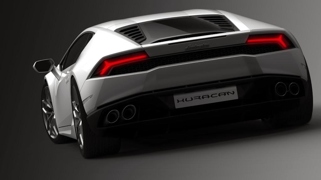 Lamborghini Huracan LP 610-4 13