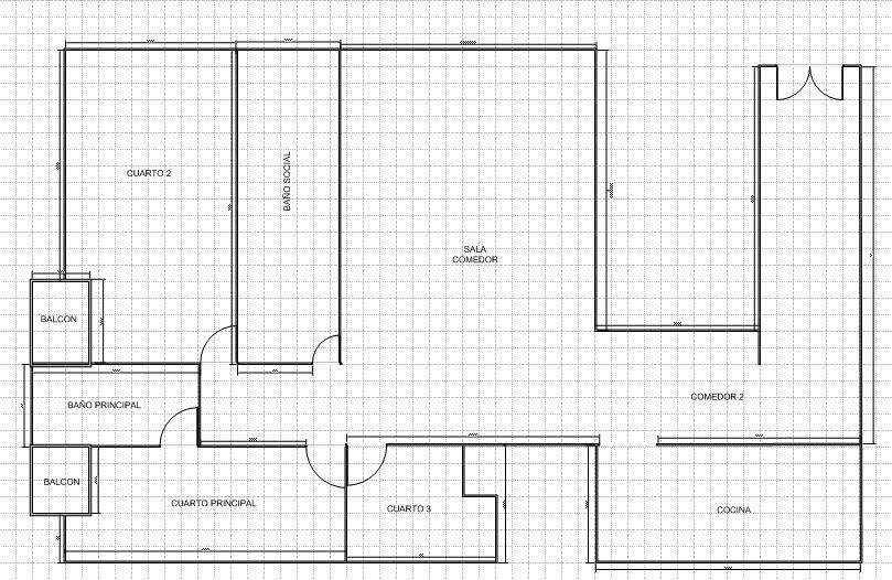 Redes 2011 planos sal n y casa 2d - Hacer plano de mi casa ...