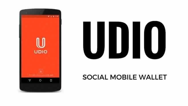 (New Users) Udio Wallet - Flat Rs. 10 cashback on Mobile Recharge Worth Rs 20 or Above
