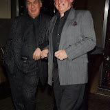 WWW.ENTSIMAGES.COM -   Jon Taylor and Malcolm Compton  at    Lana Holloway - birthday party at Avista Bar, The Millennium Hotel Mayfair, London December 16th 2013                                                   Photo Mobis Photos/OIC 0203 174 1069