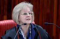 A presidente do TSE, Rosa Weber, diz que as eleições 2020 estão mantidas
