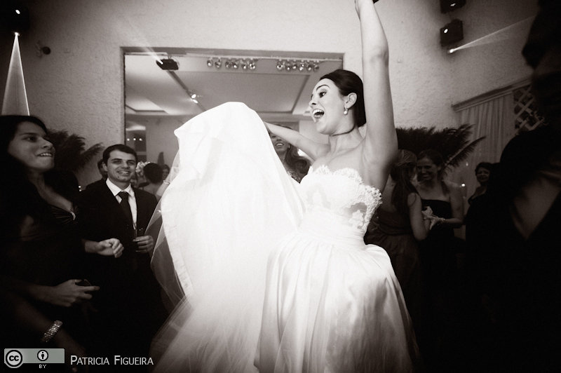 Foto de casamento 2529pb de Nathalia e Fernando. Marcações: 04/12/2010, Casamento Nathalia e Fernando, Niteroi.
