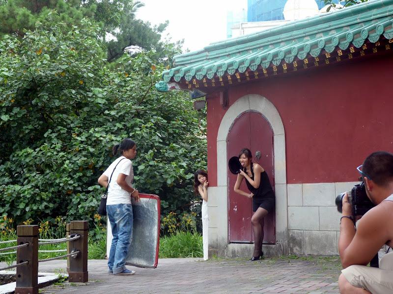 Taipei. Promenade de santé au départ de la station de métro DAHU       06/13 - P1330477.JPG