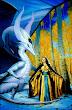 Dragon Fantasy Art Large