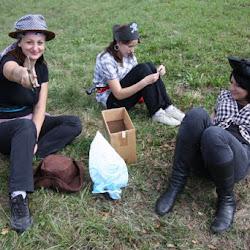 Pohádkový les v Boršicích u Blatnice 2012