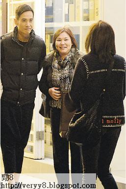 《傳愛事務所》陳豪深受市民歡迎,果然是師奶殺手。(攝影:黃梓烜、劉永銳)