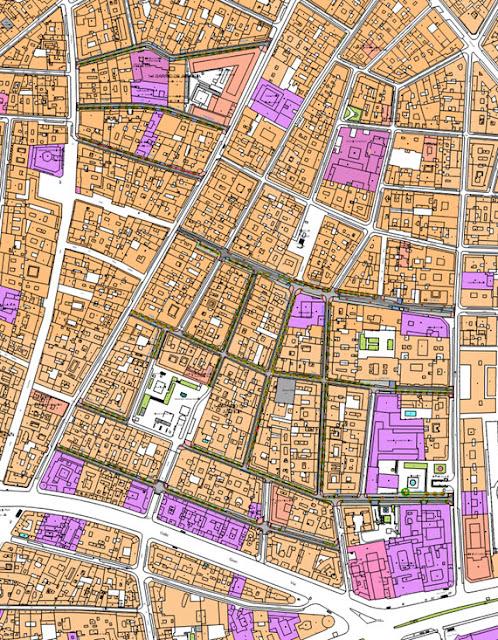 Barrio Chueca Madrid Mapa.Reforma De 11 Calles De Chueca Barrio De Justicia Es Por