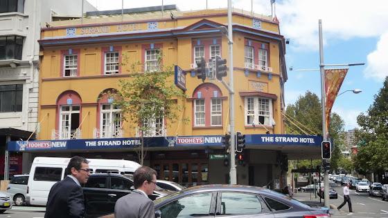 Hostel en Sydney