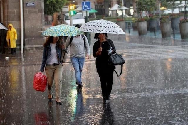 Onamet: vaguada provocará aguaceros para este sábado