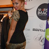 WWW.ENTSIMAGES.COM -     Aisleyne Horgan Wallace at      Fashion with Oui Friends                                                Photo Mobis Photos/OIC 0203 174 1069