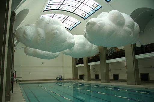 Inflatable Sculptures by Max Streicher