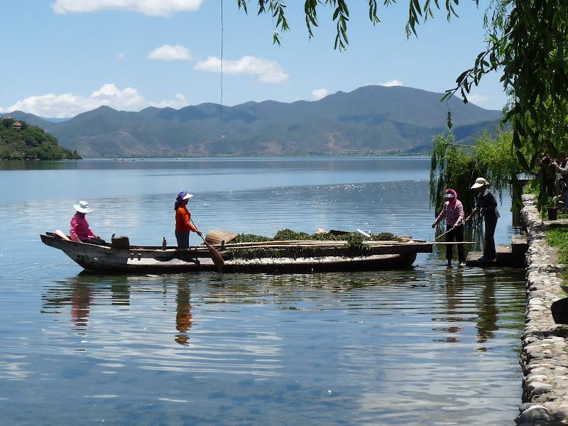 Chine Yunnan Lac LUGU, puis SHA XI - P1240192.JPG