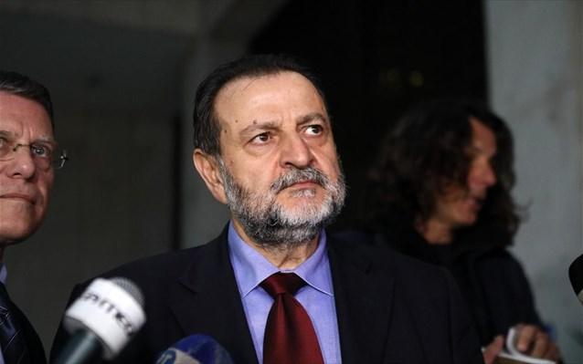 Κατέθεσε την υποψηφιότητά του για την ηγεσία του ΚΙΝΑΛ ο Βασίλης Κεγκέρογλου