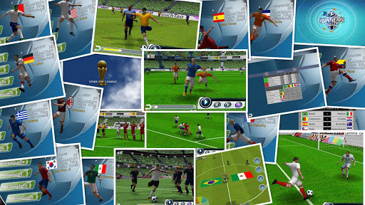Football de vainqueur  screenshots 1