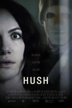 Capa Hush: A Morte Ouve Torrent