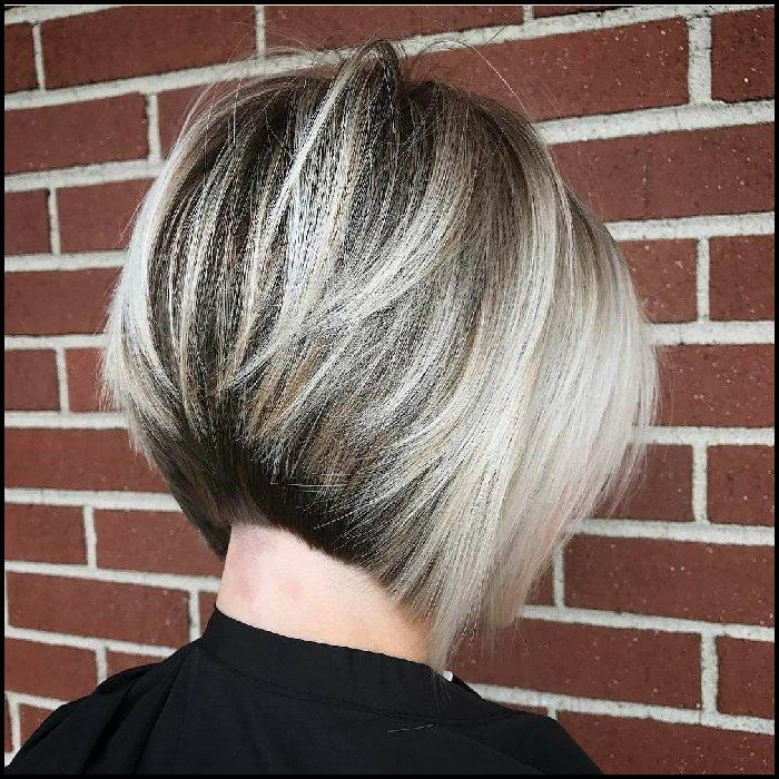 2018 Stylish Short Bob Haircuts That Balance Your Face Shape! - women short hairstyles 2