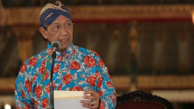 Kritik Pusat, Sultan HB X: Pemerintah Tak Mau Buka Zona Merah Corona
