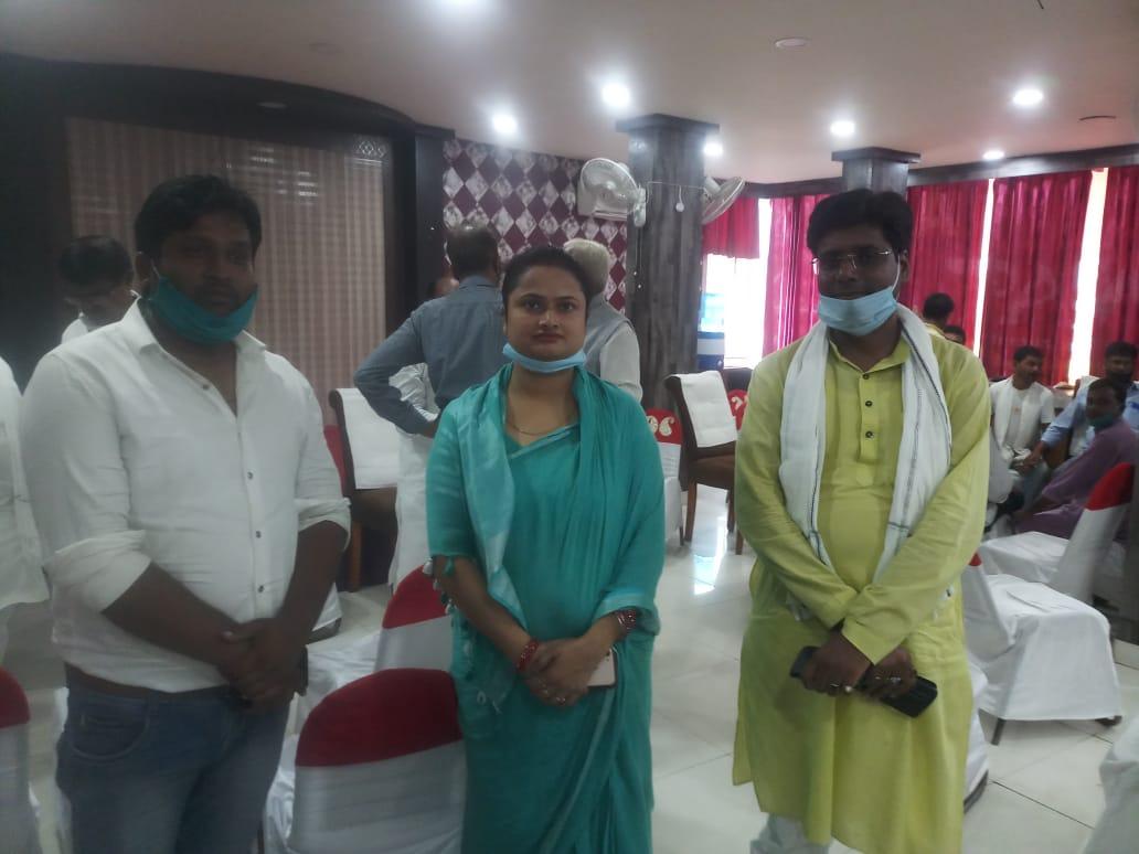 सीएम की रैली को लेकर महिला जदयू ने की पूरी तैयारी, सीएम के कार्यों को युगों तक याद रखेगा बिहार: माधवी