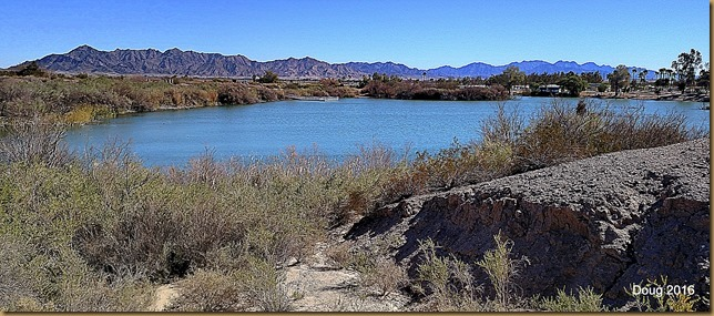 Yuma Pond