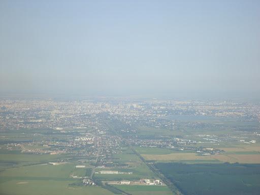 Bucharest from far away