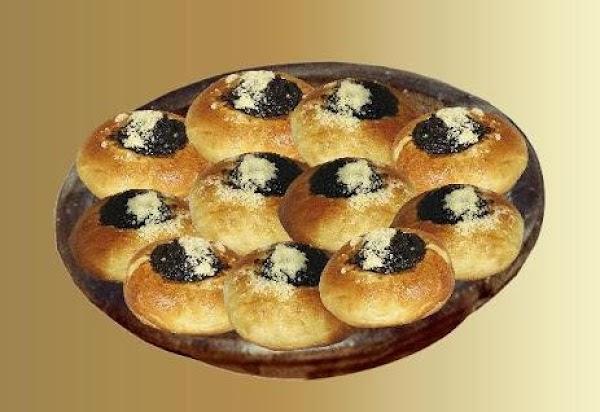 Gluten Free Czech Kolache Recipe