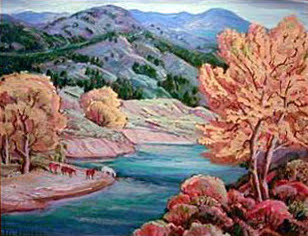 """Fall On The Rio Grande"""