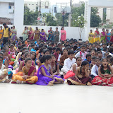 Raksha Bandhan celebrations in special assembly by Primary students on 27th August 2015.